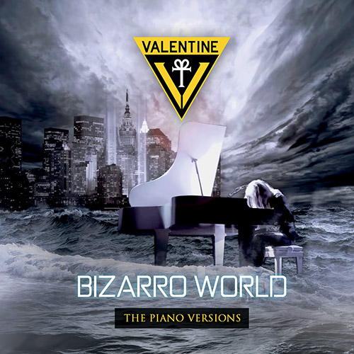 Bizarro World: The Piano Versions